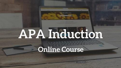 APA Induction