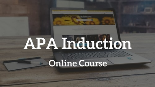 APA Induction